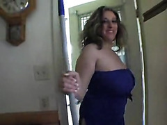 nice mature wife masturbation