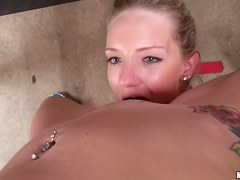 Ava Money, Cali Carter, Rainia Belle - Fuckfest At The Gym