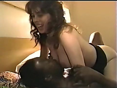 Multi Orgasmic Mary Interracial Creampies