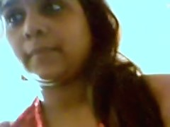 Lewd bhabi showing biggest pointer GFs n fingering bawdy cleft